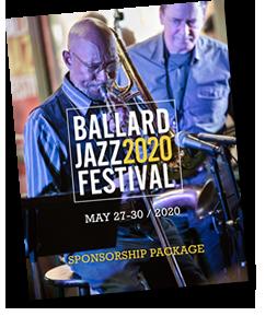 Get Involved with The 2018 Ballard Jazz Festival